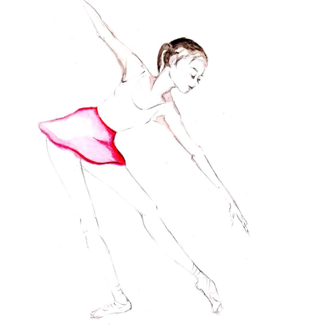 Balletred